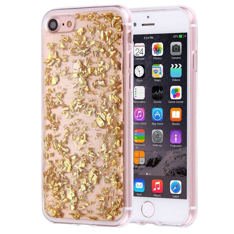 iPhone 7, 7 Plus - Glitter Glam Sparkle Clear Case in Assorted Colors