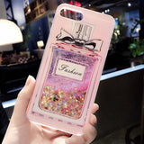 iPhone XS Max, XS, XR, X, 8 Plus, 8, 7 Plus, 7, 6/S Plus, 6/S - Sparkling Glitter Flow Assorted Designs