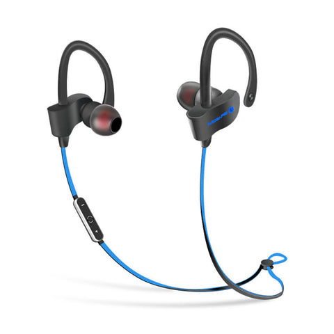 Wireless Bluetooth Sweat Proof Earbuds in 3 Awesome Colors
