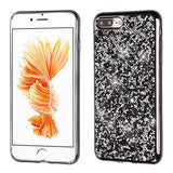 iPhone 7, 7 Plus - Dazzling Crystal Gem Chips Case in Assorted Colors