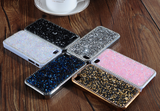 iPhone 6, 6 Plus - Dazzling Crystal  Gem Chips Case in Assorted Colors