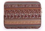 Snug, Beautiful Bohemia Laptop Sleeve for Mac books and iPads