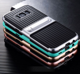 Galaxy S8, S8 Plus - Rugged and Grippy Hybrid Case in Assorted Colors