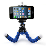 Flexible Octopus Leg Phone or Camera Tripod