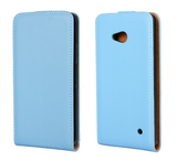 Lumia 640 - Awesome Vertical Flip Cover Case in Assorted Colors