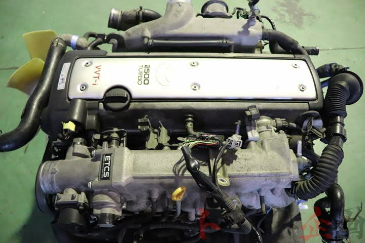 Toyota 1JZ GTE VVTi Engine Assembly JZX100