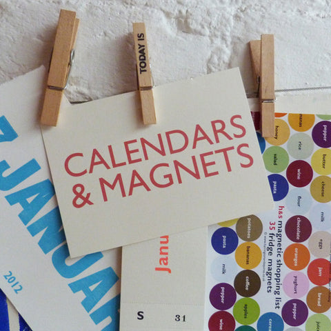Calendars & Magnets