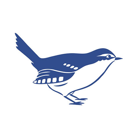 Renn Designs Logo of wren bird