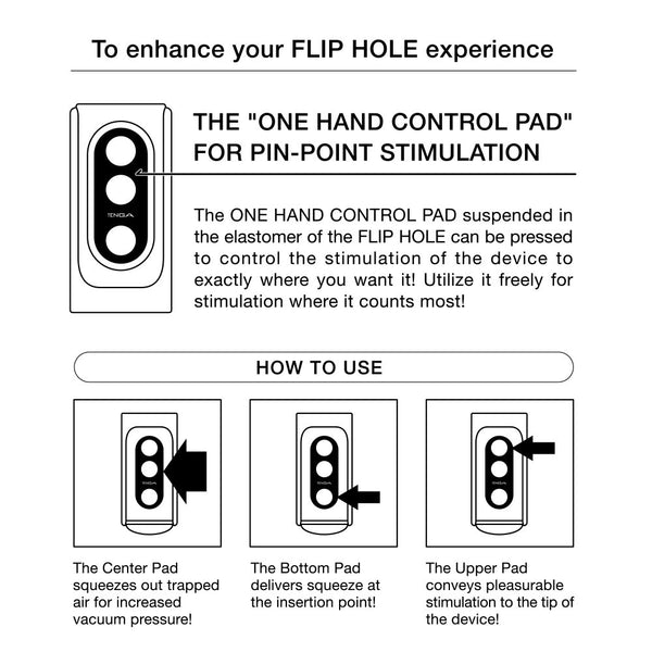 Flip Hole + Spray de Limpieza Antibacterial