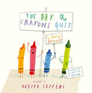 The Day The Crayons Quit - Mini Mi