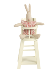 Maileg High Chair in Off White