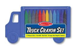 Truck Crayons by Melissa and Doug