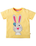 Frugi, Cove T Shirt, Mini Mi