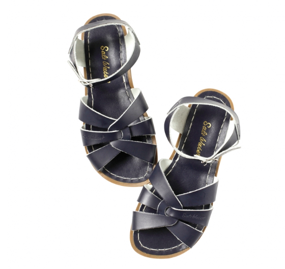 Saltwater Sandals - Youth Originals - Navy