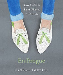 EN BROGUE BY HANNAH ROCHELLE - BOO ABOUT SHOES PERFECT FOR SHOE LOVERS