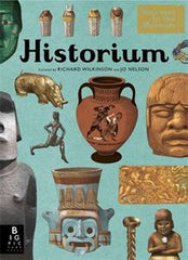 HISTORIUM- A CHILDRENS HISTORY BOOK BEAUTIFULY ILLUSTRATED - NOW ONLY £16