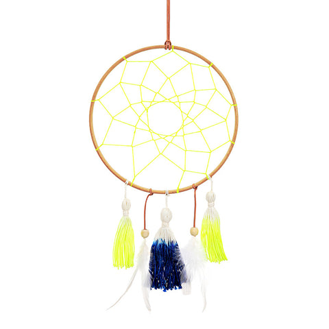 Meri meri dreamcatcher, green/blue, Mini Mi