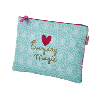 Everyday magic flat case, pencil case, baby bag