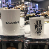 Drum Flip 11oz #dontsleep Coffee Mug
