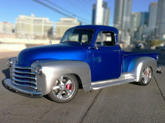 RetroSound Custom 1952 Chevrolet Advance Design Series Truck