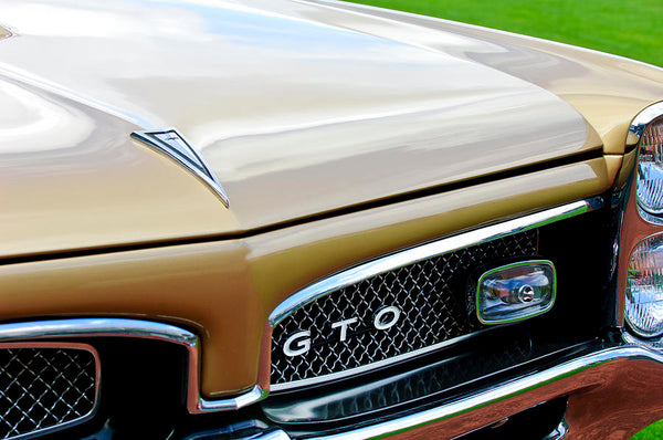 The Best GTO You Can Buy – Retro Manufacturing