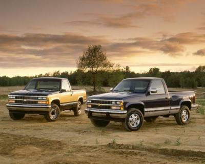 Why 1988-1994 GM Trucks are a Great Buy – Retro Manufacturing