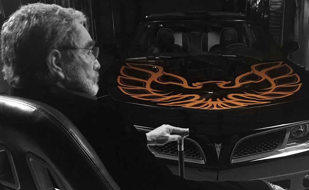 Burt Reynolds' Last Wish – To Touch Car Culture One Final Time