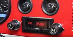 Setting the Clock on Your RetroSound Radio