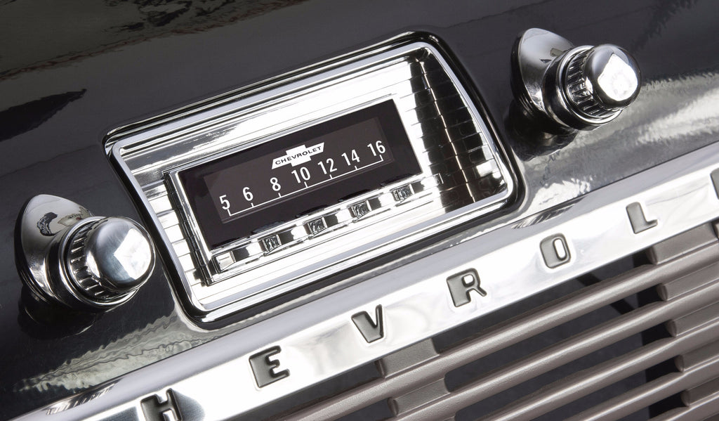 Retrosound Laguna Radio For Classic Cars