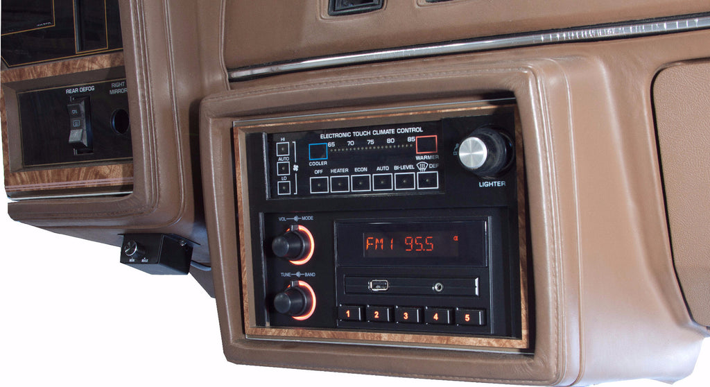 Retrosound Newport 1 5 Din Direct Fit Radio