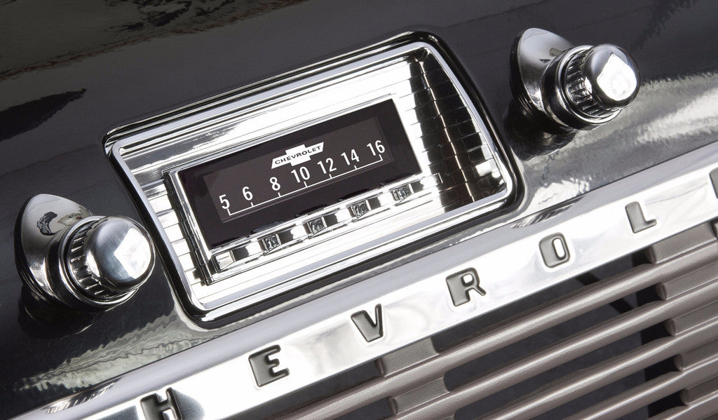 retrosound modern radios for your classic car. Black Bedroom Furniture Sets. Home Design Ideas