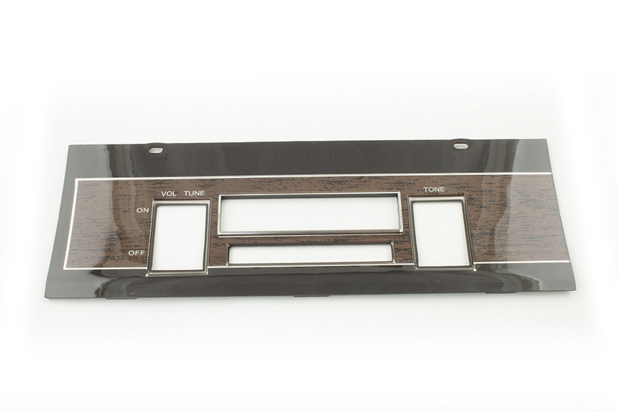 OEM Replacement Bezel for 1968-69 Dodge Coronet and 1968-69 Plymouth GTX-RetroSound