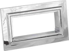 Chrome Mounting Bezels - Retro Manufacturing  - 1