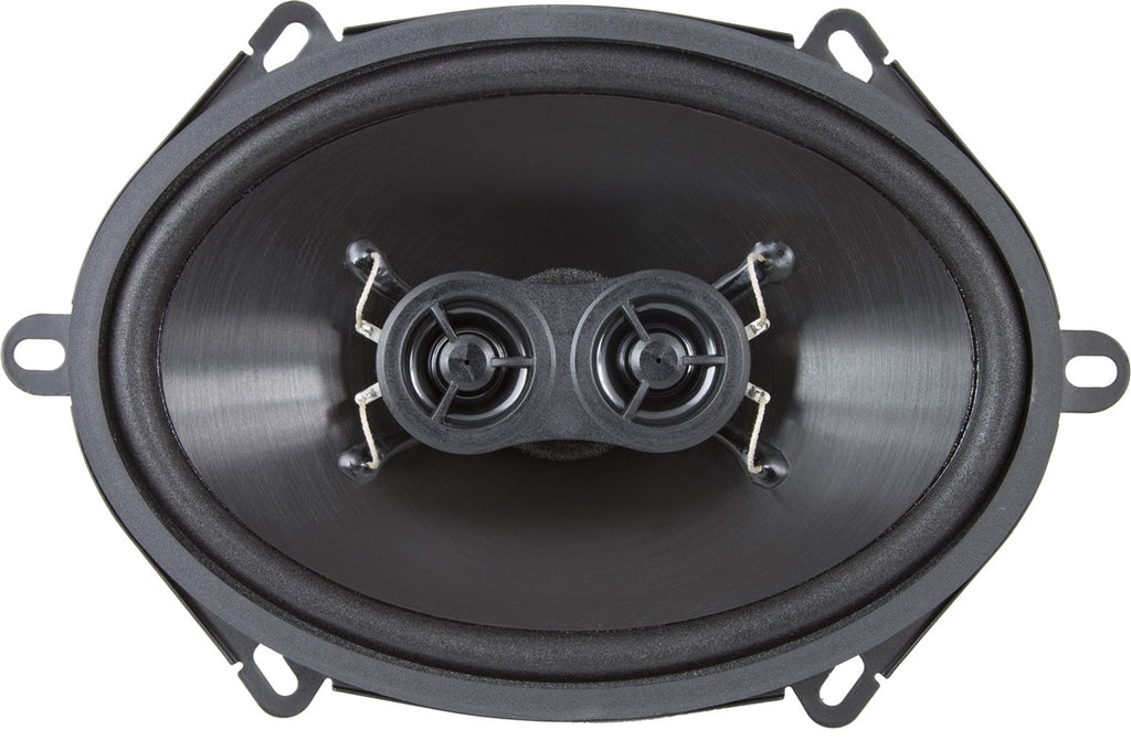 Standard Series Dash Replacement Speaker for 1965-68 Chevrolet Bel Air with Factory Air Conditioning-RetroSound