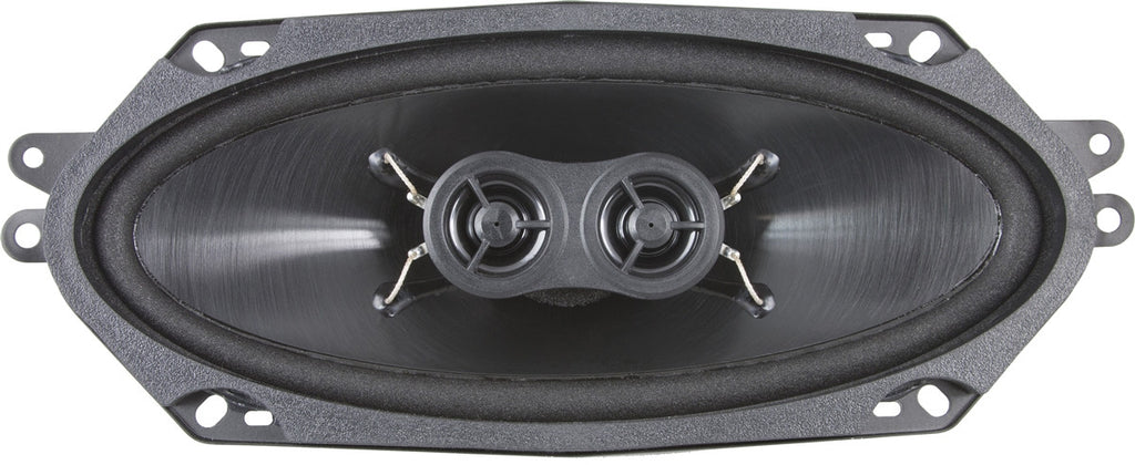 Standard Series Dash Replacement Speaker for 1966-69 Chevrolet Malibu with No Factory Air Conditioning-RetroSound