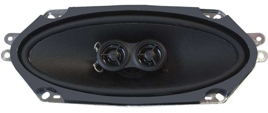 Premium Ultra-thin Dash Replacement Speaker for 1968-72 Plymouth Fury-RetroSound