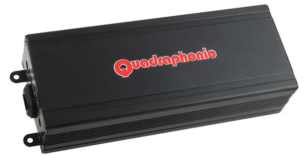 Quadraphonic Four-channel Power Amplifier - Retro Manufacturing  - 1