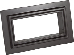 Black Mounting Bezels - Retro Manufacturing  - 1