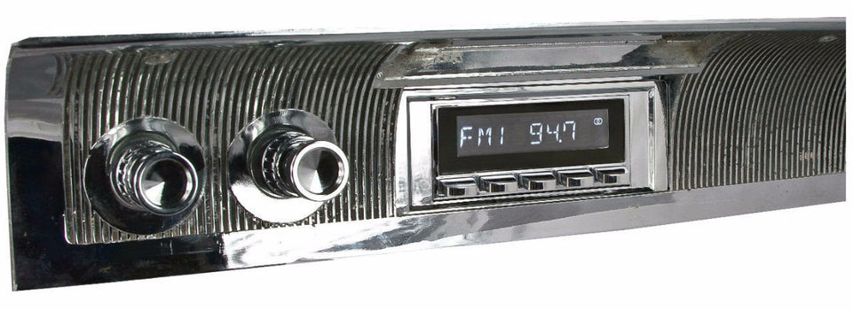 1957-68 Cadillac Eldorado Long Beach Radio-RetroSound