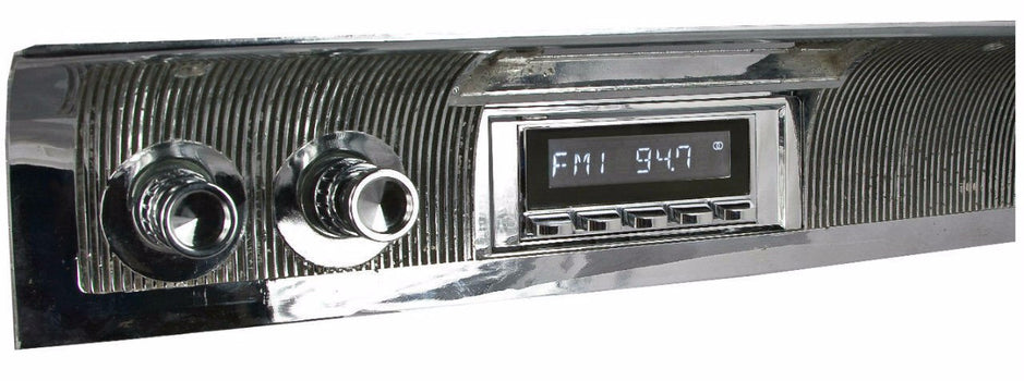 1957-64 Cadillac Sixty-two Long Beach Radio-RetroSound
