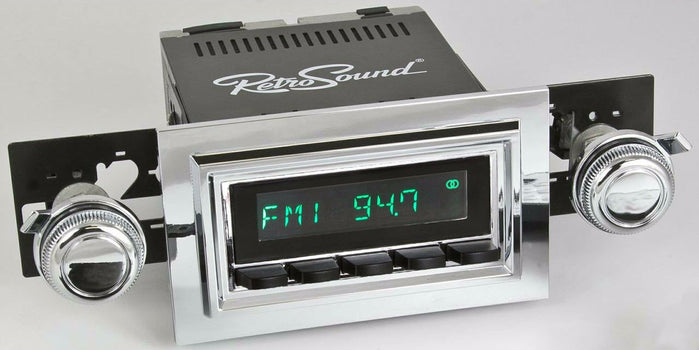 1972-79 Ford Thunderbird Long Beach Radio-RetroSound