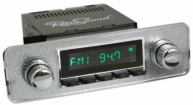 1989-95 Audi 200 Series San Diego Radio with DIN Kit-RetroSound