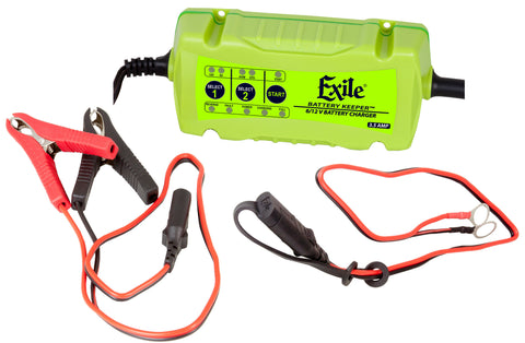Exile EX-1 Battery Keeper - Retro Manufacturing  - 3