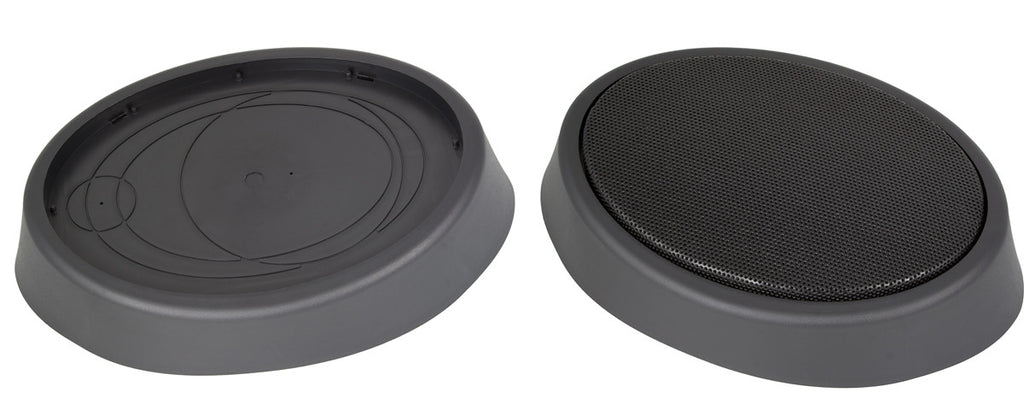 RetroPod 6X9-inch Surface Mount Speaker Modules-RetroSound