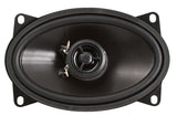 4x6-Inch Premium Ultra-thin GMC Sierra 1500 Rear Door Replacement Speakers-RetroSound