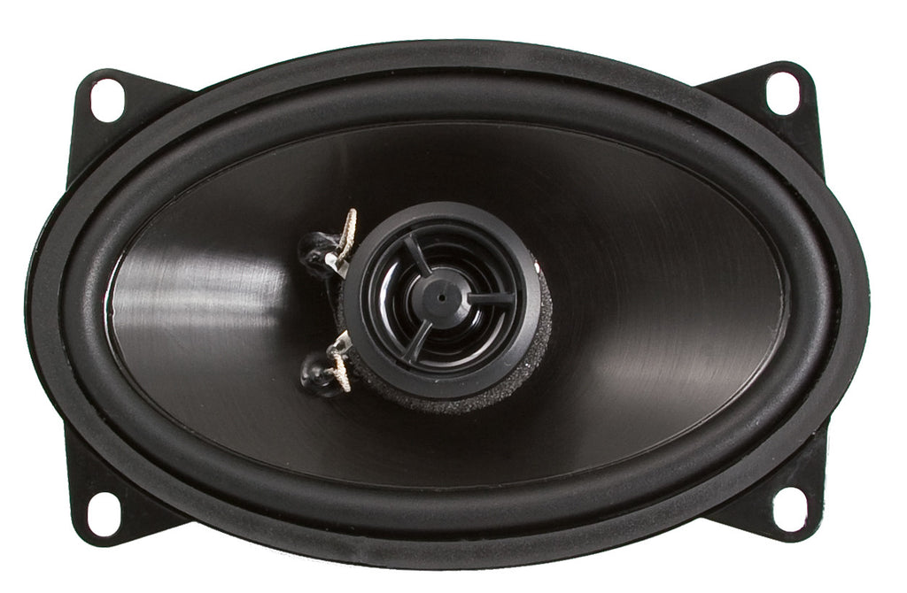 4x6-Inch Premium Ultra-thin G2500 Van Dash Replacement Speakers-RetroSound