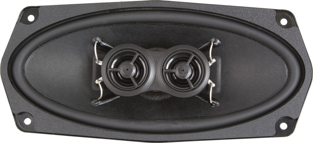 4x8-Inch Premium Ultra-thin Dash Replacement Speaker-RetroSound