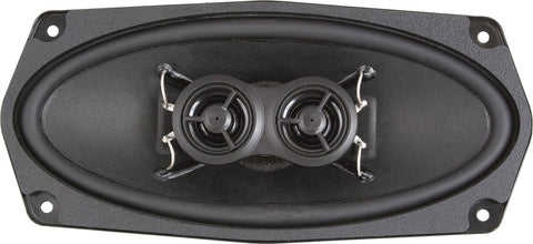 4x8-Inch Ultra-thin Dash Replacement Speaker - Retro Manufacturing  - 1