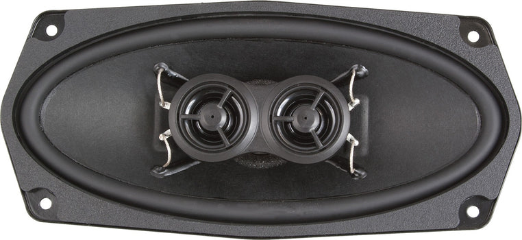 "Triax™ Deluxe Dash Speaker 4"" x 8""-RetroSound"