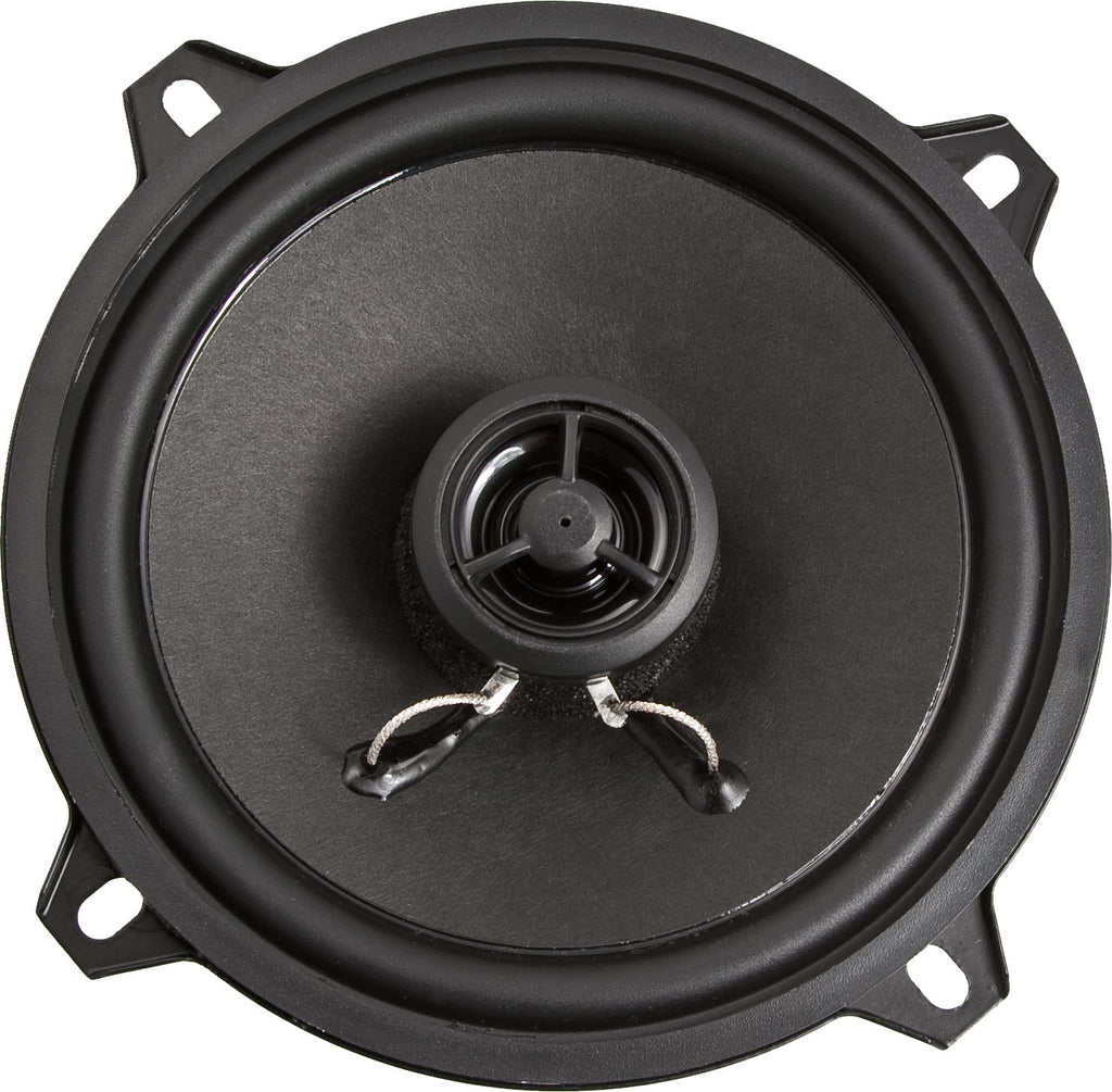 5.25-Inch Premium Ultra-thin Geo Prizm Front Door Replacement Speakers-RetroSound